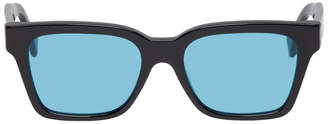 Super Black and Blue America Sunglasses