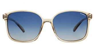 O'Neill Women's Praia 104P Polarized Oversized Sunglasses