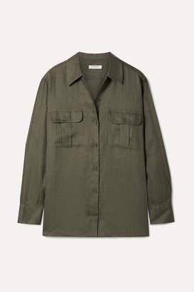 Equipment Videlle Linen Shirt