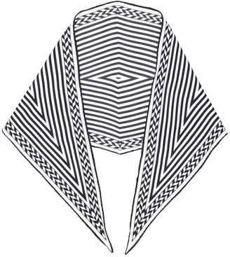 Haider Ackermann striped scarf