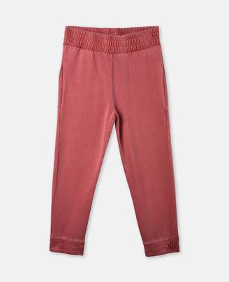 Stella McCartney niamh raspberry pants