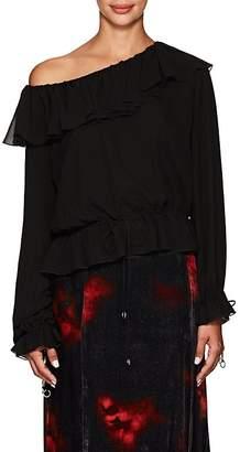 Altuzarra Women's Jong Silk Off-The-Shoulder Blouse