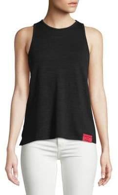 Calvin Klein Jeans Logo Patch Tank Top