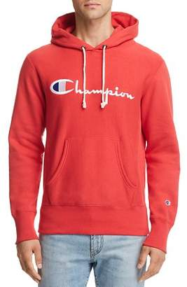 Champion Reverse Weave Embroidered Logo Hooded Sweatshirt