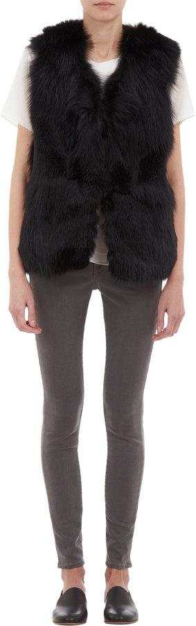 Ashley B Fur Vest