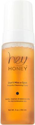 Hey Honey Online Only Don't Miss A Spot Propolis Cleansing Foam