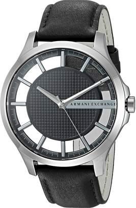 Armani Exchange A|X  Men's AX2186 Smart Watch Analog Display Analog Quartz Watch