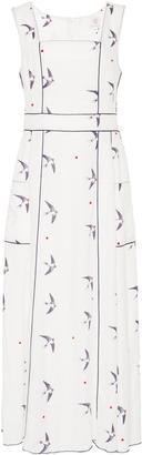 Gl Hrgel Bird Print Dress