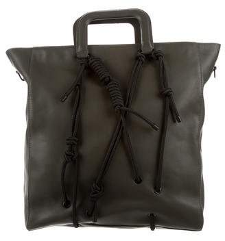 3.1 Phillip Lim Rope-Embellished Satchel