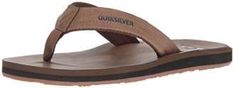 Quiksilver Men's Carver Nubuck Sandal