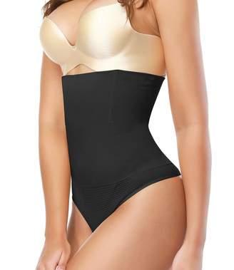 a9715889f59 SEXYWG Women High-Waist Thong Shapewear Waist Cincher Girdle Tummy Control  Slimmer