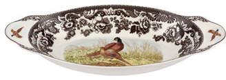 Spode Woodland Pheasant Bread Tray