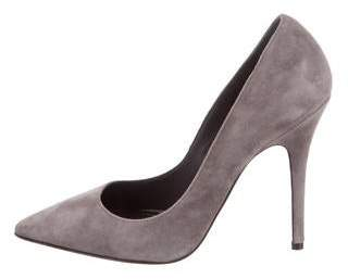 Jean-Michel Cazabat for Sophie Theallet Ellen Suede Pumps