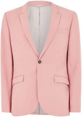 Topman Dax Single-Breasted Suit Jacket