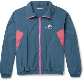 Flagstuff Colour-Block Shell Track Jacket