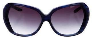 Barton Perreira Riviera Oversized Sunglasses
