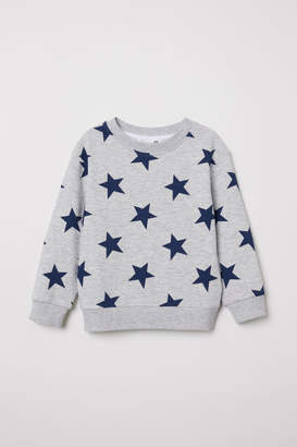 H&M Sweatshirt - Gray