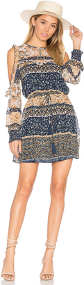 Tularosa x REVOLVE Sabrina Dress $158 thestylecure.com