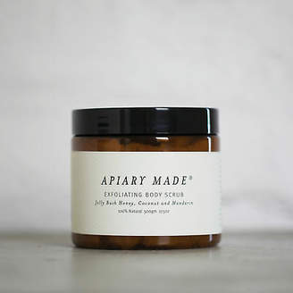 NEW Coconut and Mandarin Body Scrub Women's by Apiary Made