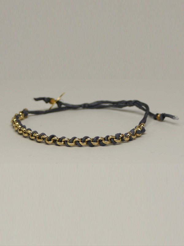 Kris Nations Allison Woven Friendship Bracelet