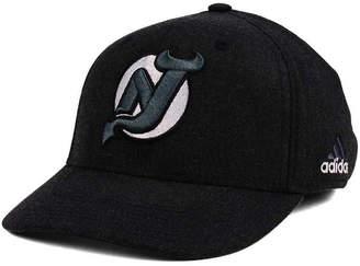 adidas New Jersey Devils Black Tonal 873 Flex Cap