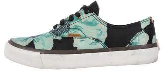 Paul Smith Printed Low-Top Sneakers