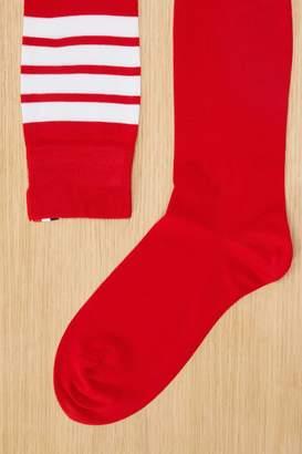 Thom Browne Mid-calf socks