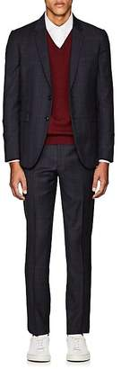 Paul Smith Men's Kensington Checked Wool Two-Button Suit