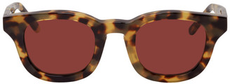 Thierry Lasry Tortoiseshell Monopoly 228 Sunglasses