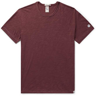Todd Snyder Kingsman + + Champion Mélange Slub Cotton-Jersey T-Shirt