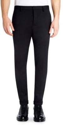 DSQUARED2 Tidy Regular-Fit Wool Pants