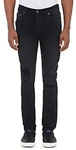 Ksubi Men's Chitch Distressed Slim Jeans - Black