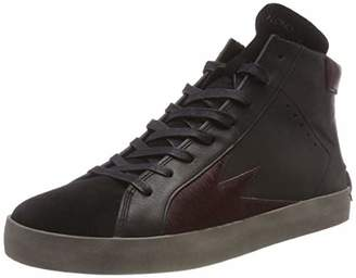 088f0702f21d Crime London Men s 11022aa1.20 Hi-Top Trainers