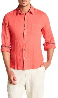 Benson Linen Regular Fit Shirt