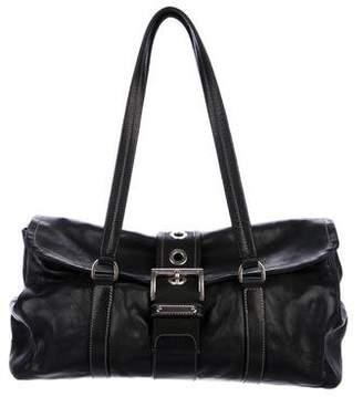 Prada Buckle Easy Bag