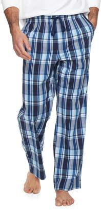 Croft & Barrow Men's True Comfort Stretch Woven Lounge Pants