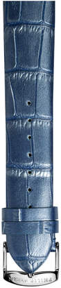 Philip Stein Teslar Leather Watch Strap - Small