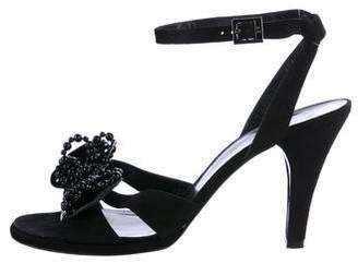 Sonia Rykiel Bow-Embellished Sandals