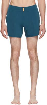 Vilebrequin Blue Midnight Jersey Smoking Swim Shorts
