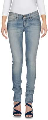 AR+ CAMOUFLAGE AR AND J. Denim pants - Item 42589573