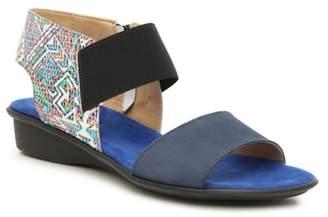 Sesto Meucci Luxury Eirlys Wedge Sandal