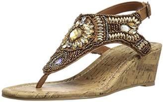 DOLCE by Mojo Moxy Women's Faraji Wedge Sandal