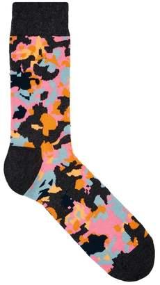 Happy Socks Camouflage Cotton
