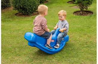Little Tikes Whale Teeter Totter Seesaw