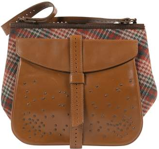 Jamin Puech Camel Leather Handbag