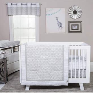 Trend Lab Art Deco 3 Piece Crib Bedding Set