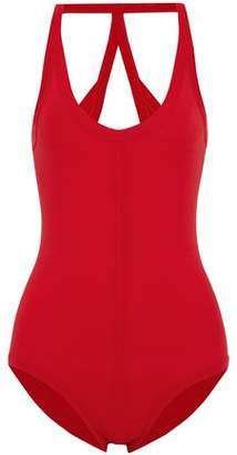 Rick Owens Open-Back Swimsuit