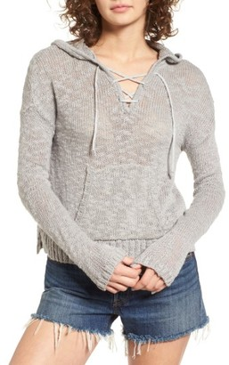 Women's Roxy Can'T Get Enough Hooded Sweater $49.50 thestylecure.com