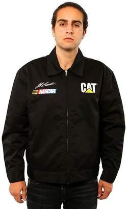 Burton JH Design Men's NASCAR Jeff Caterpillar Racing Mechanics Jacket