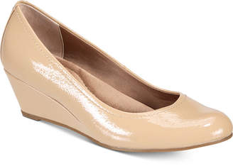 Giani Bernini Jileen Memory Foam Wedges, Created For Macy's